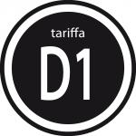 Tariffa dedicata D1